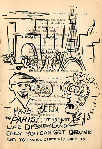 I have been to Paris! - click to enlarge!